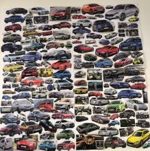 Auta - plakát